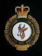 SA Legion Badge – Wire Bullion