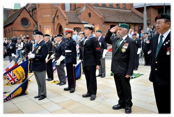 UK Armed Forces Parade 2018 (Date TBC) @ Woking Town Centre