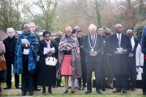 South African Armed Forces Day - SS Mendi Remembrance, Noordwijk @ Algemene Begraafplaats | Noordwijk | Zuid-Holland | Netherlands